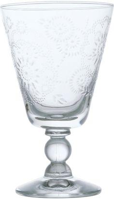 KARE Design Wunderschöner Rotweinkelch. Formschönes Weinglas mit filigranen, äußerst dekorativen Eisblumen. Liegt sehr gut in der Hand. Bezaubernde Formgebung. Spülmaschinengeeignet. In weiteren Ausführungen erhältlich. #KARE #KAREDesign