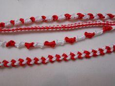 ΜΑΡΤΗΔΕΣ | kentise Macrame Bracelet Patterns, Macrame Bracelets, Hobbies And Crafts, Diy And Crafts, Felt Magnet, Crochet Accessories, Plexus Products, Crochet Flowers, Friendship Bracelets