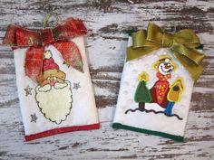 Fitas na decoração de Natal (clique na foto e confira).