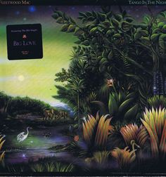 Fleetwood Mac – Tango In The Night – Warner WX 65 – LP Vinyl Record