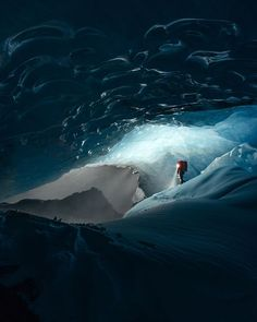 Daily Dozen — Photos -- National Geographic Your Shot Ice Photo, Ice Caves, Jasper Alberta, Alberta Canada, Beautiful Scenery, Beautiful Landscapes, Beautiful Places, Great North, Cool Photos