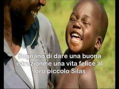 SILAS, IL SOGNO DIVENTA REALTA'. Il piccolo Silas è cieco. I suoi genitori sognano per lui un futuro pieno di felicità, ma non possono permettersi di pagare l'operazione di cataratta che può salvare la vista al loro bambino.   Oggi il piccolo Silas è stato identificato e operato in poco tempo. Ora può vedere la sua mamma e il suo papà per la prima volta e giocare con i suoi amici.  http://www.sightsavers.it/il_nostro_lavoro/nel_mondo/east_and_southern_africa/uganda/17733.html