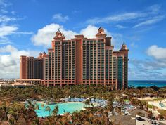 Keep Calm and Carry On to The Cove. #travel #Bahamas #Atlantis