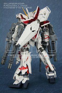 1/144 RX-0 Unicorn Gundam Destroid Mode