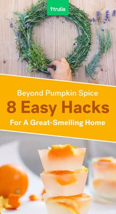 Beyond Pumpkin Spice: 8 Easy Hacks For A Great-Smelling Home