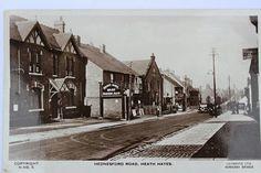 Hednesford road