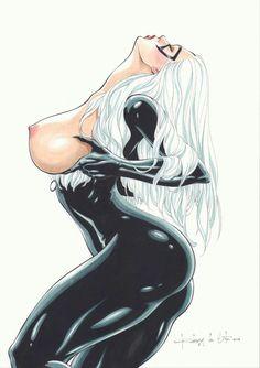 Black Cat by Rubismar da Costa