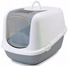 Covered Cat Litter Box Tray XXL Carbon Filter Jumbo Light Grey White Hood  http://www.ebay.co.uk/itm/Covered-Cat-Litter-Box-Tray-XXL-Carbon-Filter-Jumbo-Light-Grey-White-Hood-/252595539152?hash=item3acfde0cd0:g:Sf4AAOSwUEVYCOcD