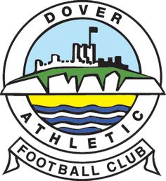1983, Dover Athletic F.C. (Dover, Kent, England) #DoverAthleticFC #England (L13394)