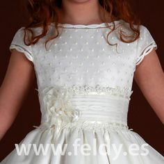 Communion dress Cemaros 2014 P275