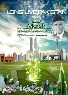 Pakistan Day 23 March Wallpapers