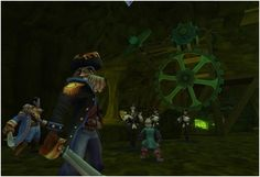 Pirate101 is an upcoming MMORPG.