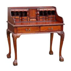 Chippendale Writing Desk