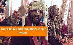 Hey Girls, Strictly Avoid Following Hazel Keech's Punjabi Bridal Look!