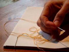 bookbinding, journal, make a book, paper craft, diy,