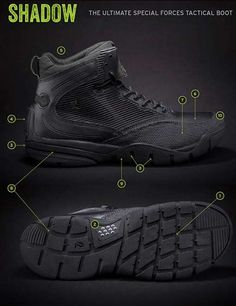 LALO Tactical Shadow Intruder Boot (Black Ops)