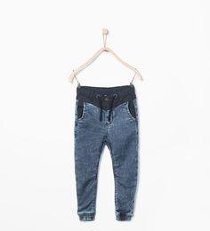 Mixed denim jeans-Jeans-Boy (3-14 years)-KIDS | ZARA Netherlands