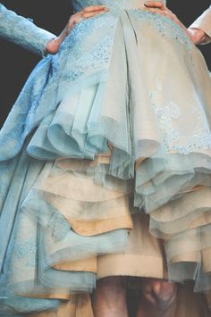 chanel-oh-la-la:christian dior haute couture s/s 2011, details on john galliano's last couture collection for dior  fashion blog    x