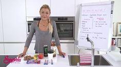 Wenn du abnehmen willst, solletst du gewisse Ernährungs-Basics kennen. Die wichtigsten Fakten hat Sophia Thiel in diesem Video für dich zusammengefasst.