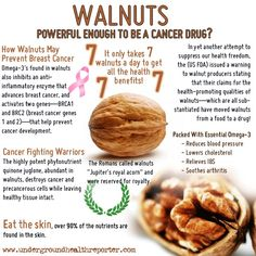 "We bake plenty of walnuts in our Fairytale Brownies. ""Walnuts – Health Benefits"" [infographic] -- read more walnut facts and statistics here: http://undergroundhealthreporter.com/walnuts-health-benefits"