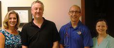 Meet the staff at Mercer Health's Wellness & Occupational Health Clinic!  #occupationalhealth