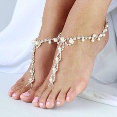 Cute Barefoot Sandal :)