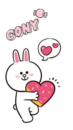 Cartoon Wallpaper Iphone, Kawaii Wallpaper, Melody Hello Kitty, Cony Brown, Cute Couple Cartoon, Brown Line, Emoji Faces, Line Friends, Line Sticker