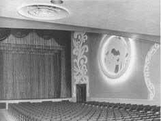 NorShor Theater auditorium, Duluth, MN 1941