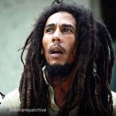 "iamlocd: "" by @bobmarleyarchive ""Rastaman Live up! Photo: Bob Marley, Montego Bay 1979"" """