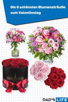 Welcher Blumenstrauß passt zum Muttertag? Hier die schönsten Blumen für Mamas zum Muttertag (hier unkompliziert liefern lassen). #blumen #blumenstrauß #muttertag #geschenkideen Floral Wreath, Wreaths, Decor, Mother's Day Bouquet, Gift Ideas For Women, Valentines Day, Nice Asses, Floral Crown, Decoration