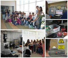 Visita als laboratoris de l'Hospital Taulí de Sabadell. 4t d'ESO.