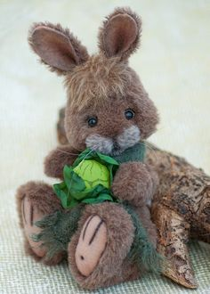 Three O'Clock Bears: Sprout the Bunny available
