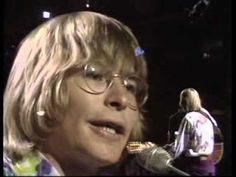 John Denver 'Leaving on A Jetplane' There is no better way to say goodbye....
