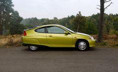 Time travel: driving the original Honda Insight Honda Insight, Mk1, Time Travel, The Originals, Cars, Ideas, Autos, Car, Automobile