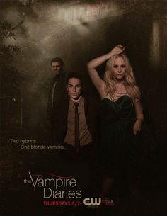 TVD Season 4 Klaus Caroline Tyler