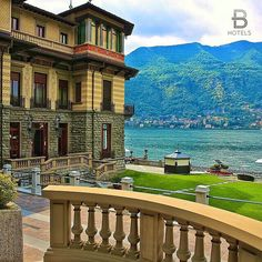 Blevio, Italy Hotel: @castadivacomo Credits: @wildluxe_misha Tag your best hotel photos with #beautifulhotels