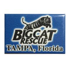 Magnet - Laminated Photo BCR Logo