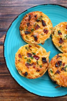 English Muffin Bacon