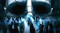 Prometheus - I freakin' loved it.  The 3D was pretty good too. Go see it.