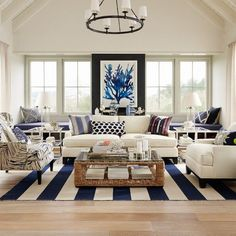 Hamptons Style Interiors | Best Kitchen Design