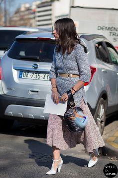 Natasha's knits. Paris. #NatashaGoldenberg