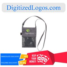 Get the BRIGHTtravels RFID Passport Wallet with Lanyard at only $4.52 instead of $5.02 plus more discount on volume purchase! Please visit DigitizedLogos.com for more information and inquiry. #DigitizedLogos #PromotionalItem #Discount #Sale #Offer #Ballpoint #Stylus
