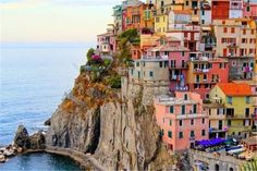 10 day road trip in Italy - Itinerary: Lake Como, Milan, Venice, Florence, Tuscany, Rome, Capri, Almafi Coast