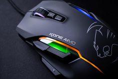 Roccat celebra 10 años del ratón Kone y lanza la versión especial AIMO