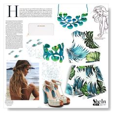 Giamouras mermaid by giampourasjewel on Polyvore featuring polyvore, fashion, style, Fendi, MICHAEL Michael Kors and clothing