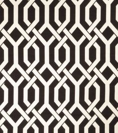 8''x8'' Home Decor Fabric Swatch-Eaton Square Flagstone Black at Joann.com