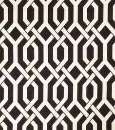 Home decor upholstery