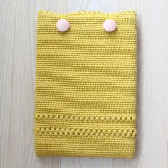 Lutter idyll crochet macbook sleeve crochet macbook sleeve