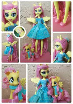 Browsing deviantART;monster high custom; my little pony
