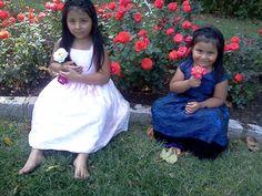 Mis pequeñas princesas  Kaylee & Stephanie